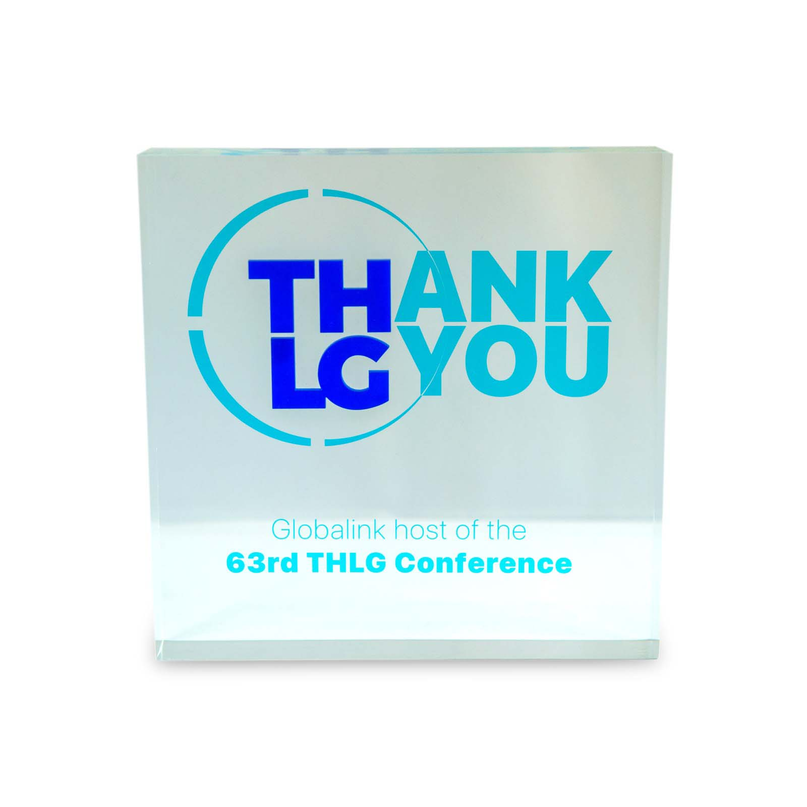 Globalink Host of the 63rd THLG Conference